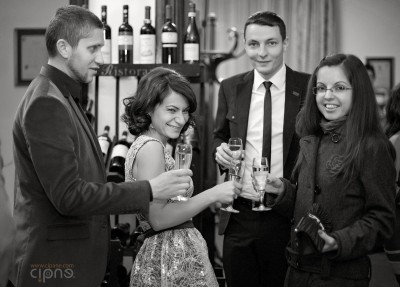 Adi & Ioana - Recepția - 23-24 martie 2013 - București