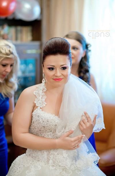 Tibi & Cristina - Pregătiri de nuntă - 11 mai 2013 - București