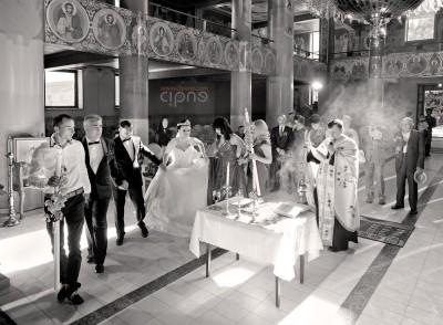 Tibi & Cristina - Cununia religioasă - 11 mai 2013 - București