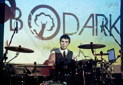 Concert lansare Bodark - 17 aprilie 2014 - Club Fabrica, București