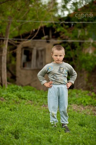 Little Garden Boy