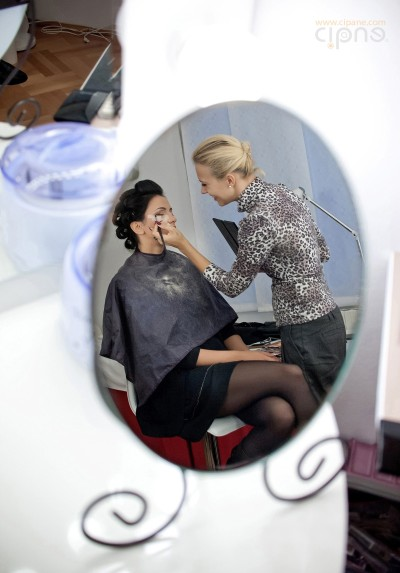 Ionuț & Cătălina - Pregătiri de nuntă - 14 octombrie 2012 - București