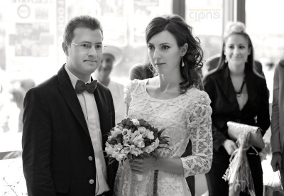 Florin & Ana-Maria - Cununia civilă - 20 aprilie 2013 - București