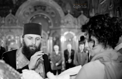 Damian - Ceremonia religioasă - 2 marite 2013 - București