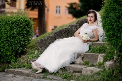 Florin & Ana-Maria - Trash-The-Dress - 17-18 iunie 2013 - Sighișoara