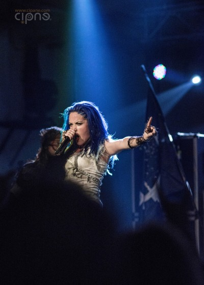 Arch Enemy - 23 mai 2014 - Turbohalle, București