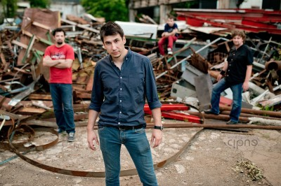 Trupa Bodark - 11 iulie 2013 - București