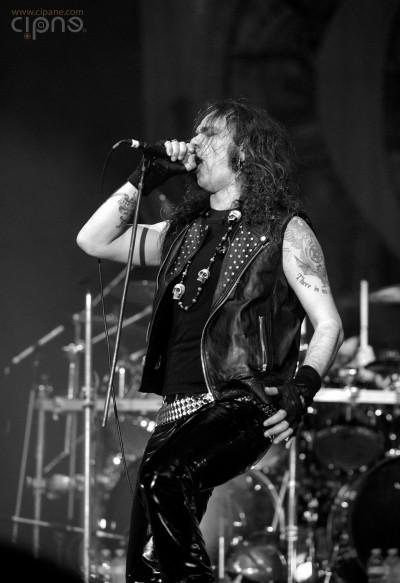 Moonspell - 7 iunie 2014 - Metalhead Meeting, București, Arenele Romane