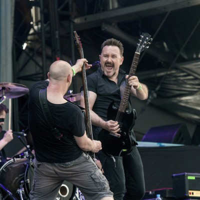Therapy? @ Hellfest Open Air 2014