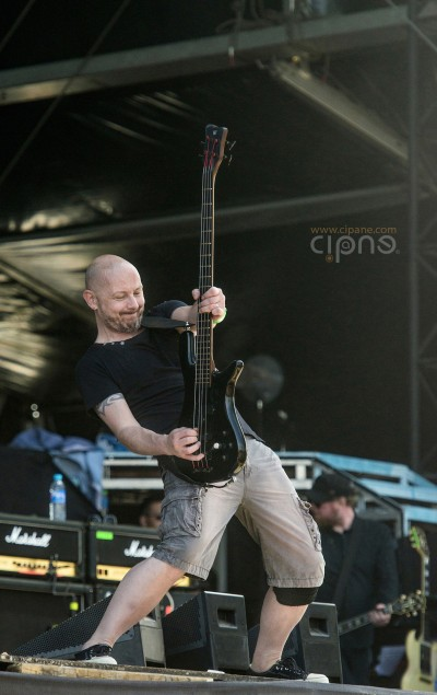 Therapy - 20 iunie 2014 - Hellfest Open Air, Clisson, France