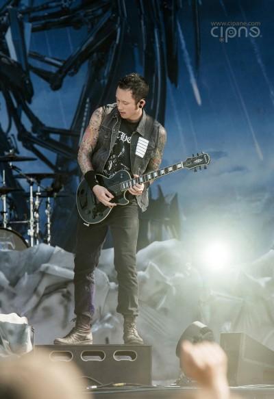Trivium - 20 iunie 2014 - Hellfest Open Air Festival, Clisson, France