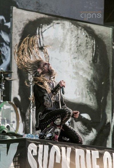 Rob Zombie - 20 iunie 2014 - Hellfest Open Air Festival, Clisson, France