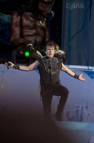 Iron Maiden - 20 iunie 2014 - Hellfest Open Air Festival, Clisson, France