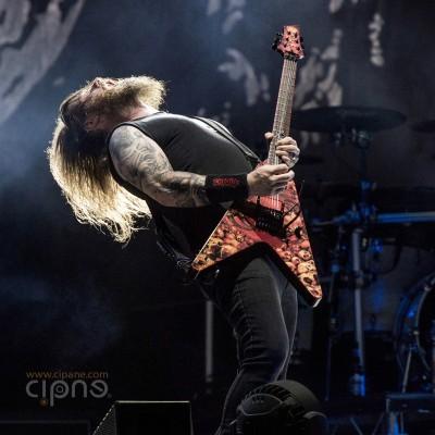 Slayer @ Hellfest Open Air 2014