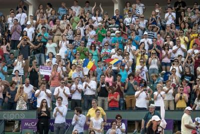 Simona Halep vs. Roberta Vinci - 13 iulie 2014 - Finala BRD Bucharest Open