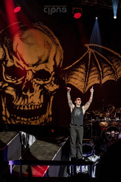 Avenged Sevenfold - 21 iunie 2014 - Hellfest Open Air Festival, Clisson, France