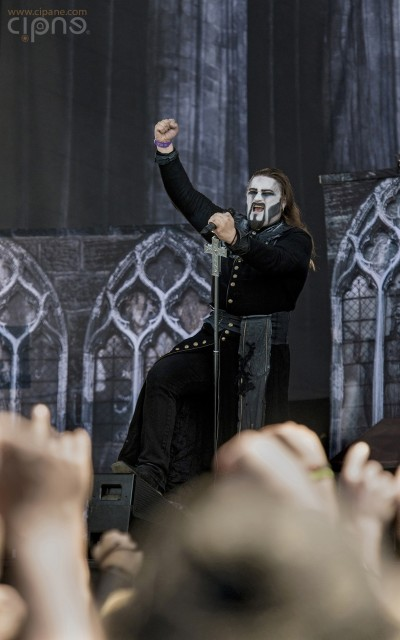 Powerwolf - 22 iunie 2014 - Hellfest Open Air Festival, Clisson, France
