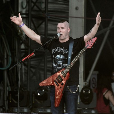 Annihilator @ Hellfest Open Air 2014