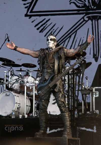 Behemoth - 22 iunie 2014 - Hellfest Open Air Festival, Clisson, France