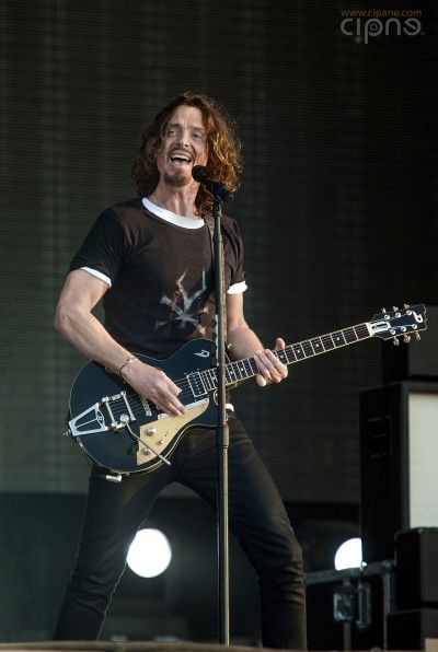 Soundgarden - 22 iunie 2014 - Hellfest Open Air Festival, Clisson, France