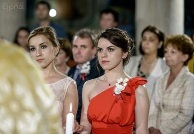 Vali & Flori - Cununia religioasă - 31 mai 2014 - București