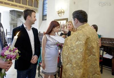 Horațiu & Irina - Cununia religioasă - 5 iulie 2014 - București