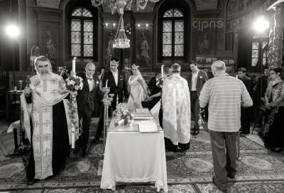 Alex & Mirela - Cununia religioasă - 24 mai 2014 - București