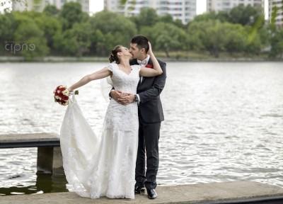 Alex & Mirela - Ședința foto - 24 mai 2014 - București