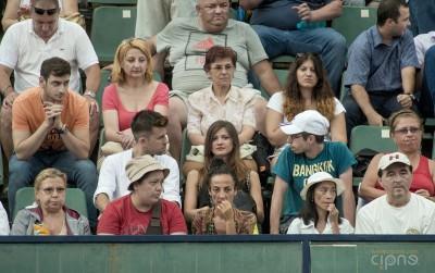 Simona Halep vs. Aleksandra Krunic - 10 iulie 2014 - BRD Bucharest Open