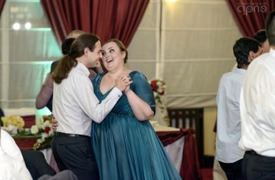 Alex & Mirela - Recepția - 24 mai 2014 - București