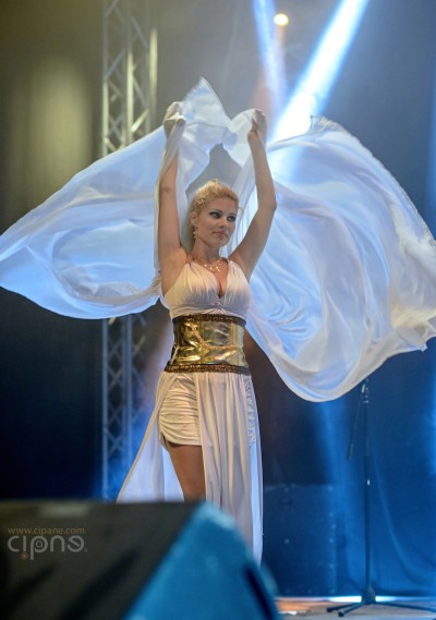 Therion - 9 august 2014 - ARTmania Festival, Sibiu