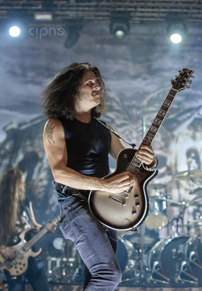 Testament - 12 august 2014 - Arenele Romane, București