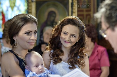 Rareș Gabriel - Ceremonia religioasă - 20 iulie 2014 - București