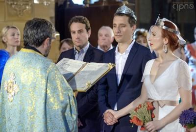 George & Corina - Cununia religioasă - 14 iunie 2014 - Snagov