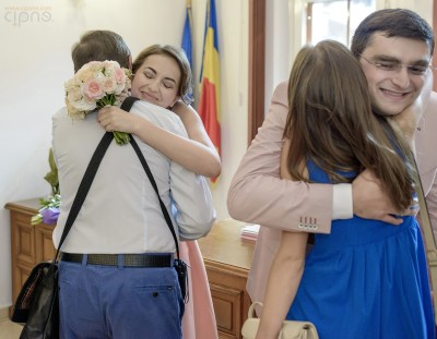 Laur & Irina - Cununia civilă - 13 august 2014, București
