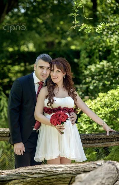 Cătălin & Iuliana - Cununia civilă - 29 august 2014, București