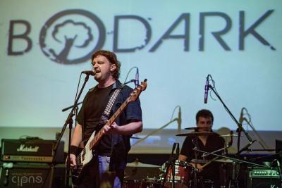 Bodark - 9 octombrie 2014 - Club Colectiv, București