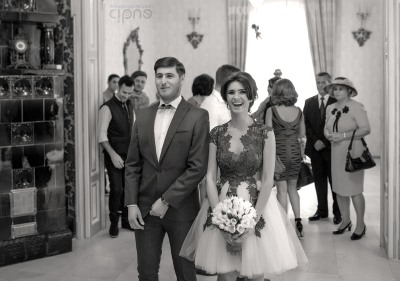 Ștefan & Georgeta - Cununia civilă - 4 septembrie 2014, București
