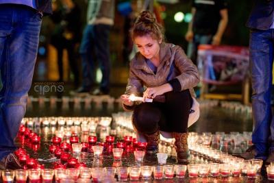Asociația Caritas București - Un milion de stele - 17 octombrie 2014 - Parcul Tineretului, București