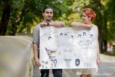 Amar & Mihaela - Cununia civilă - 6 septembrie 2014, București