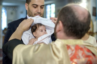 Ingrid Cristiana - Ceremonia religioasă - 21 septembrie 2014, București