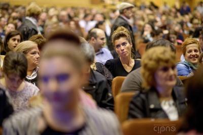 Lara Fabian - 20 octombrie 2014 - Sala Palatului, București