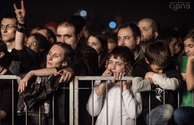 Cargo - 30 octombrie 2014 - Arenele Romane, București