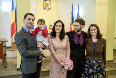 Justin & Andrada - 14 decembrie 2014 - București
