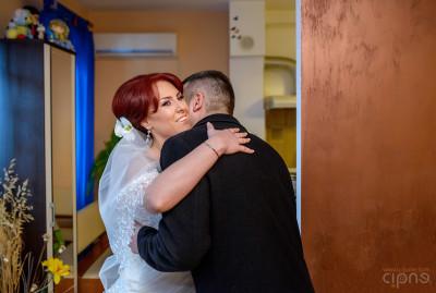 Cătălin & Iuliana - Acasă - 7 februarie 2015, București
