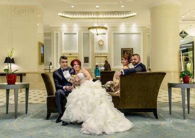 Cătălin & Iuliana - Ședința foto - 7 februarie 2015, București