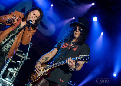 Slash feat. Miles Kennedy & The Conspirators - 28 iunie 2015 - Arenele Romane, București