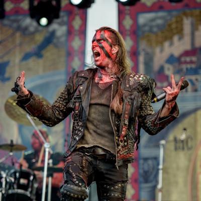Turisas @ Metalhead Meeting 2015