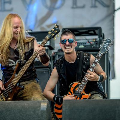 Heidevolk @ Metalhead Meeting 2015