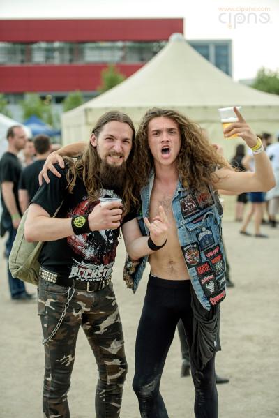 Heidevolk - 14 iunie 2015 - Metalhead Meeting, București